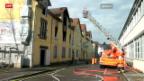Video «Grossbrand in Deutschland» abspielen