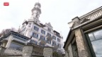 Video «Wie weiter mit dem Hotel Gütsch?» abspielen