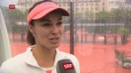 Video «Martina Hingis vor den French Open» abspielen