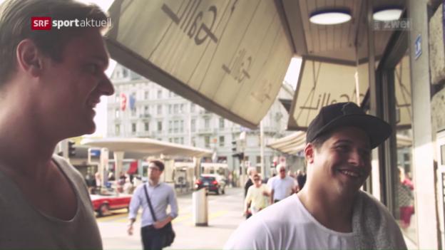 Video «Die ZSC Lions vor der neuen Saison» abspielen