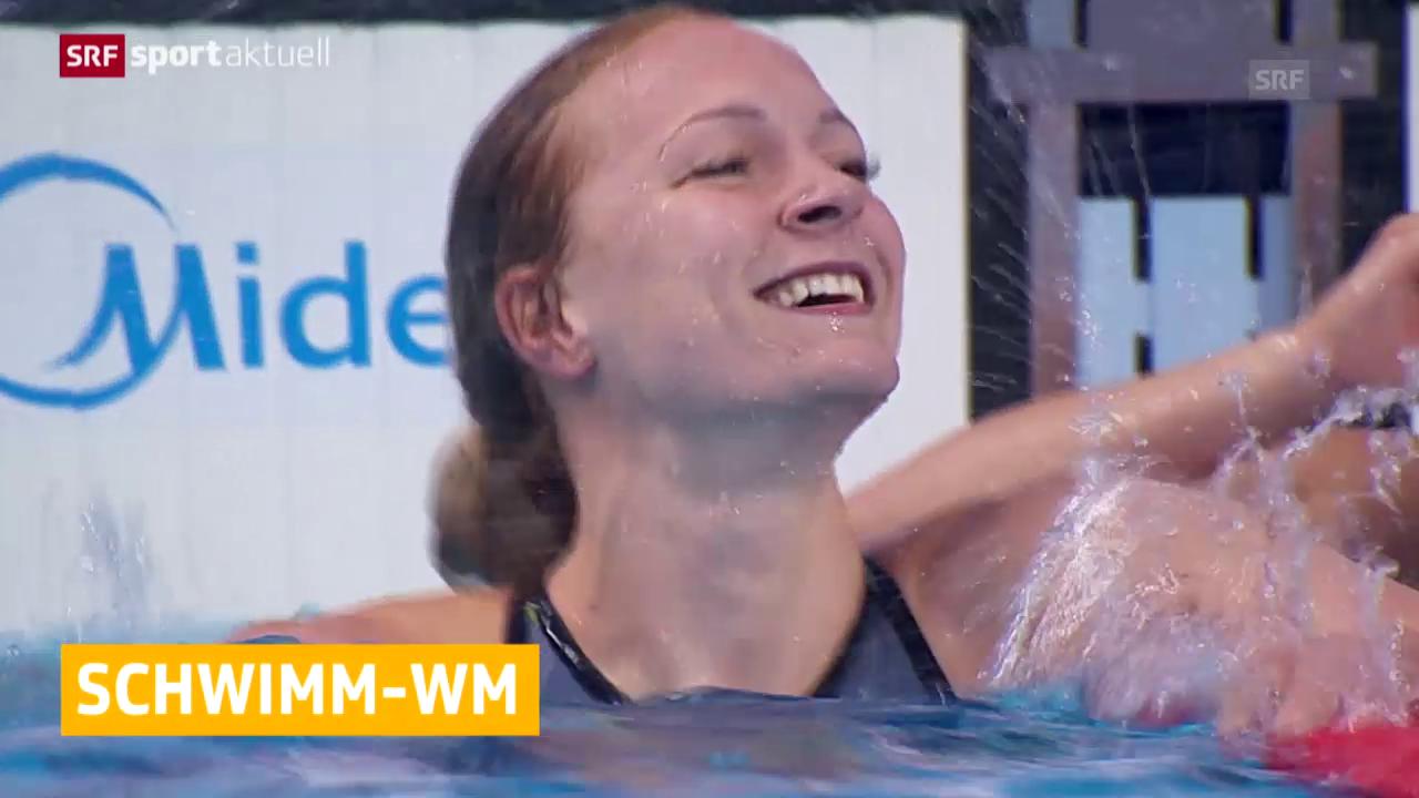 Schwimmen: Neuer Weltrekord über 100 m Delfin