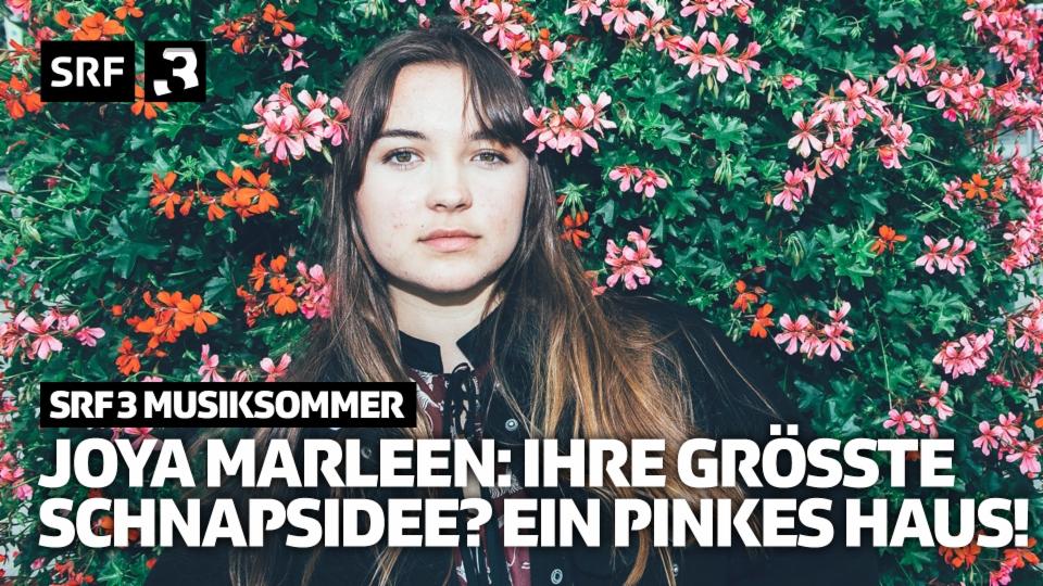 Joya Marleen: Ihre grösste Schnapsidee? Ein pinkes Haus!