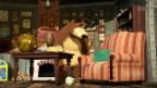 Video «Masha und der Bär - Chinderfreuide - Elteresorge» abspielen