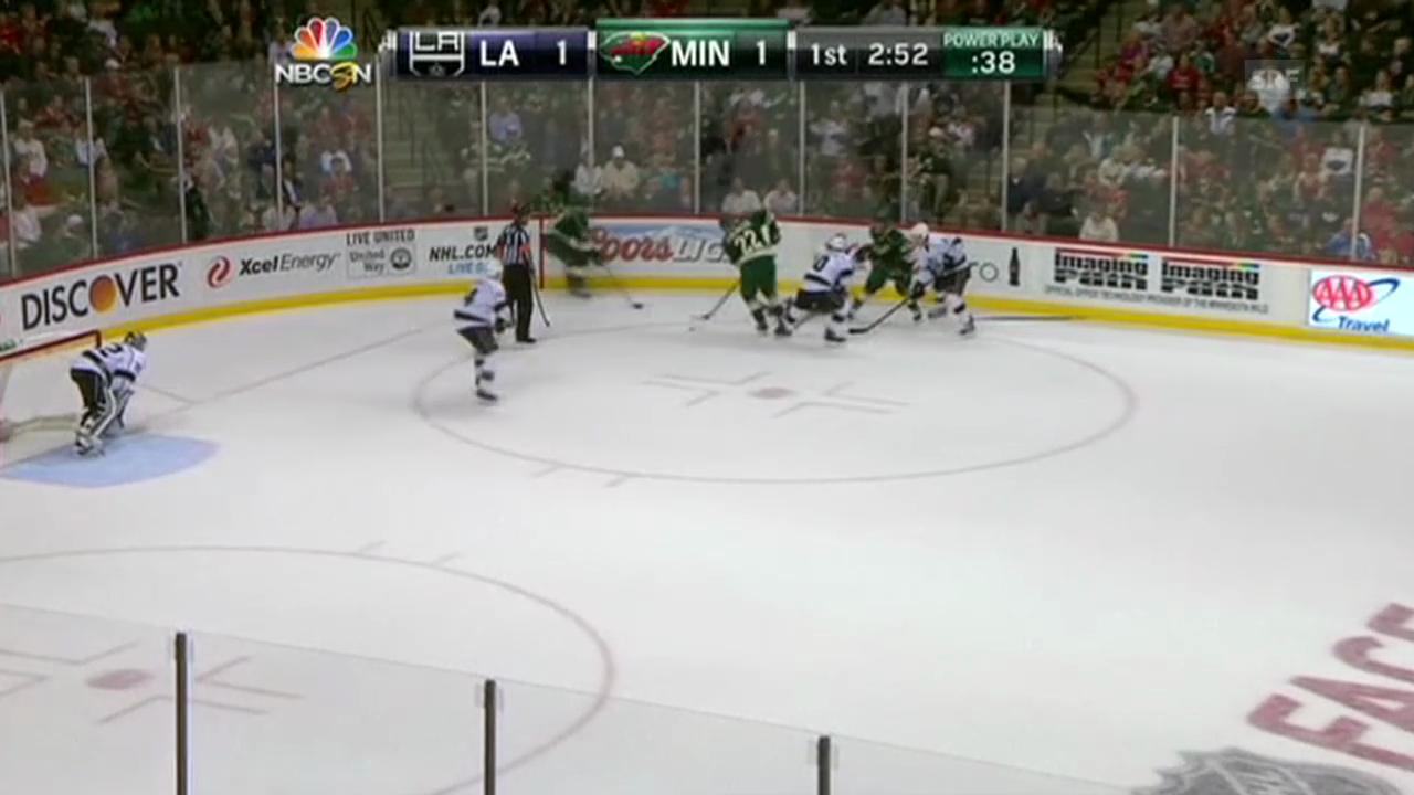Highlights Minnesota - Los Angeles
