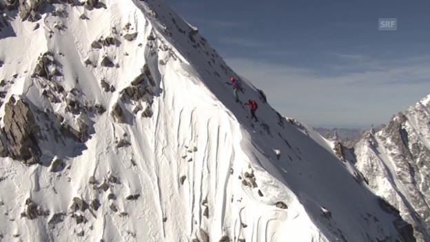 Video «Cineflex-Kamera: Bilder aus den Alpen (G. Gafner/samcam.film)» abspielen