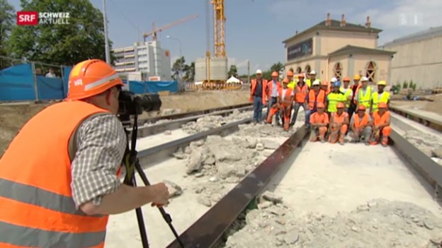 Video «Schweiz aktuell vom 17.07.2013» abspielen