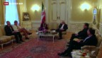 Video «Zweifel am Durchbruch im Atomstreit mit Iran» abspielen