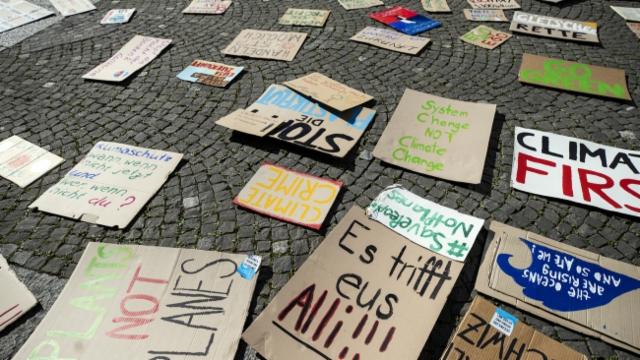 Aus dem Archiv: Abstimmung über Forderungen der Klimabewegung