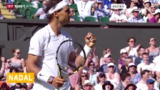 Video «Tennis: Comeback von Nadal in Peking» abspielen