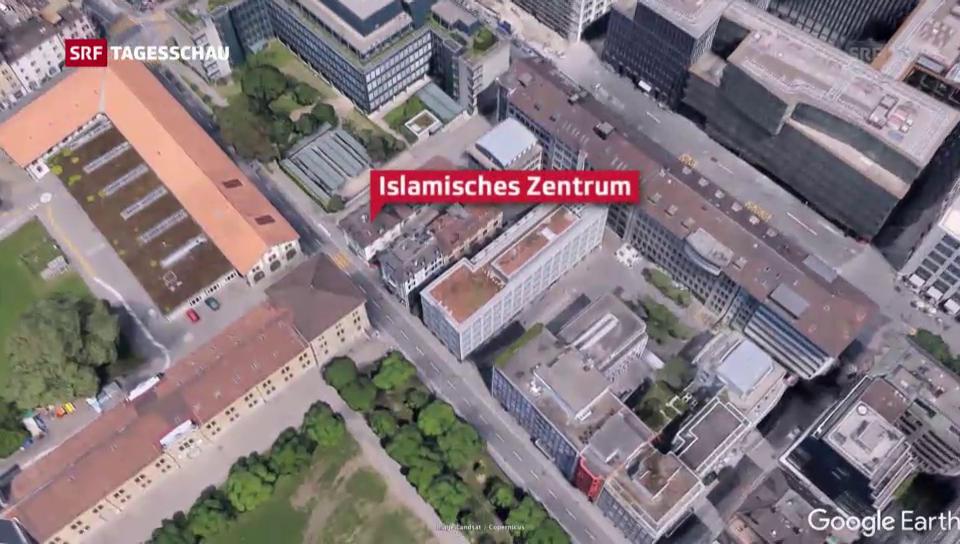 Schiesserei in Zürich