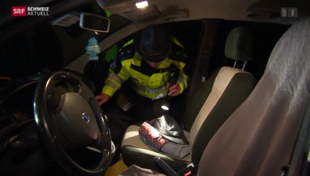 Video «Angst vor Einbrechern» abspielen