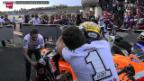 Video «Motorrad: Marquez' wird Weltmeister» abspielen