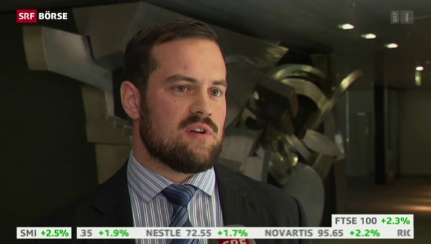 Video «SRF Börse vom 08.05.2015» abspielen