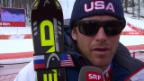 Video «Sotschi: Ski, Abfahrt Männer, Interview Miller» abspielen