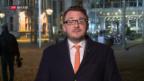 Video «FOKUS: Live-Schaltung zu Sebastian Ramspeck in Brüssel» abspielen