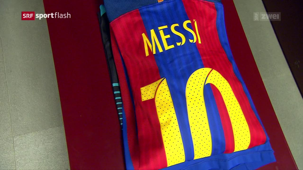 Messi bleibt Barça treu
