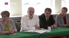 Video «Labour im Chaos» abspielen