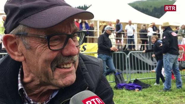 Laschar ir video «Giuven e vegl al festival da schlagher»