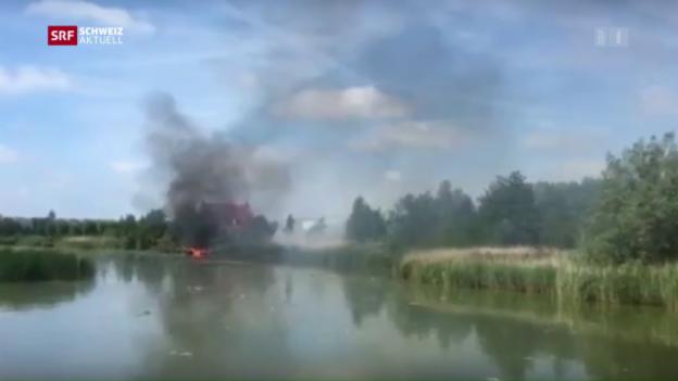 Video «Schweiz aktuell vom 09.06.2016» abspielen