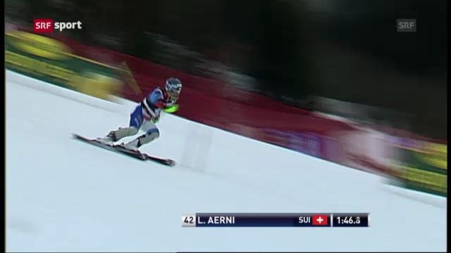 Ski: Slalom Männer Kranjska Gora