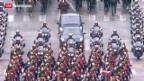 Video «Spardruck beim Militär» abspielen