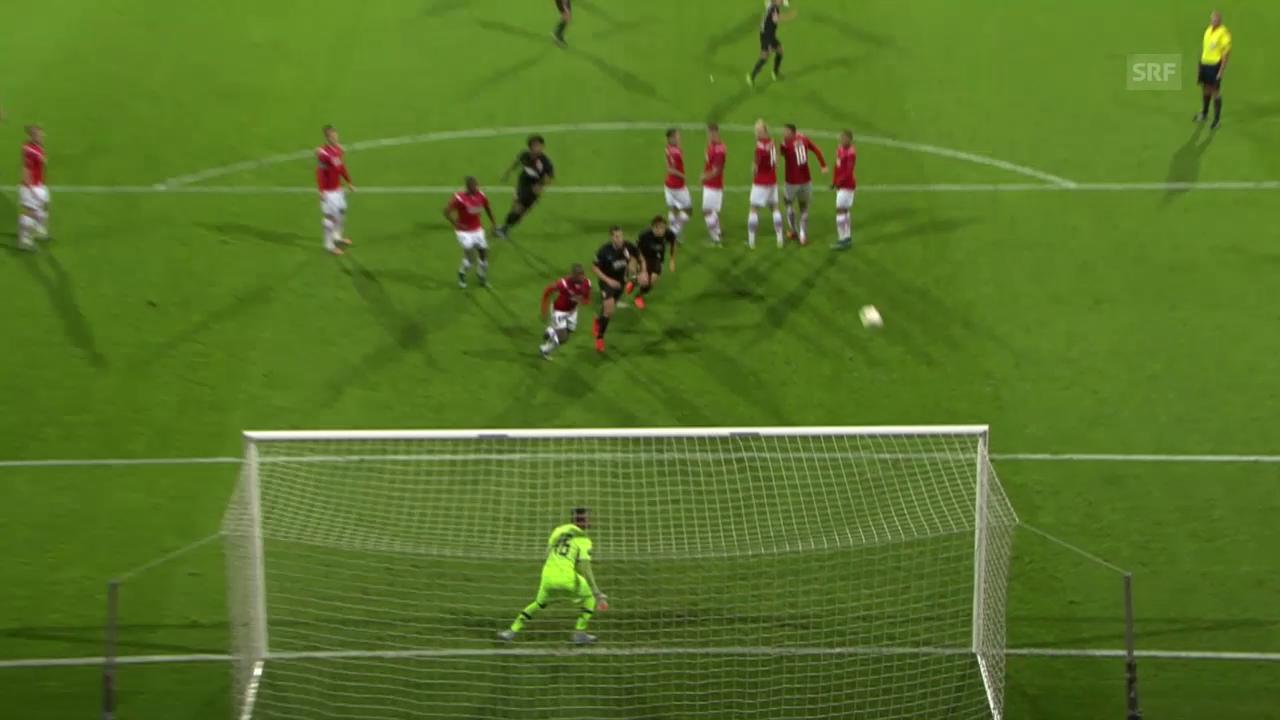 Fussball: Europa League, Zusammenfassung Alkmaar - Augsburg