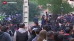Video «Muslimischer Gebetsraum auf Korsika verwüstet» abspielen