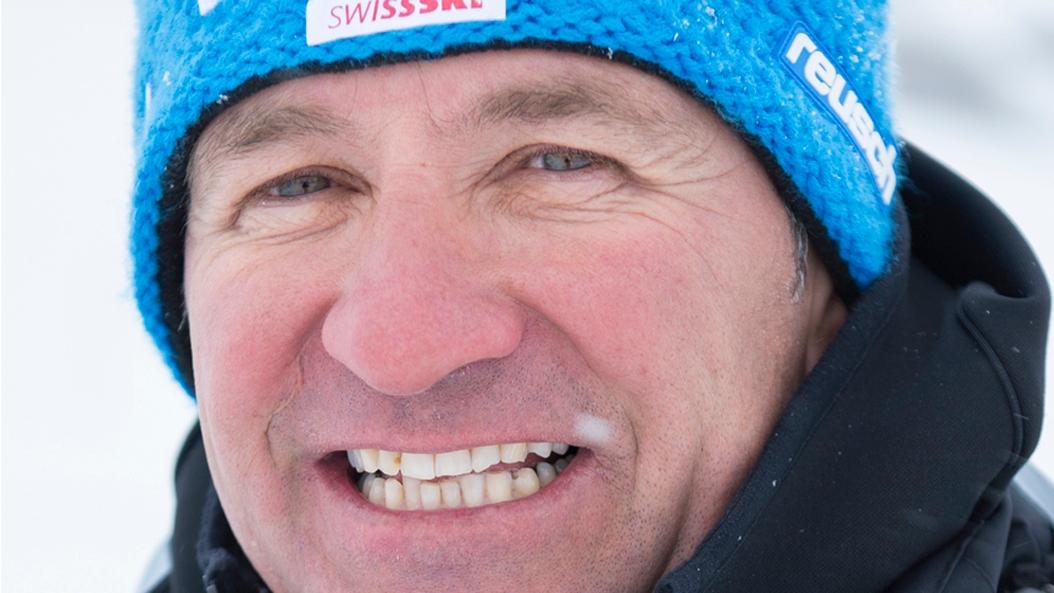Der neue Mann hinter den Schweizer Skirennfahrerinnen