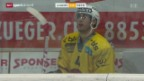 Video «Eishockey: NLA, Lakers - Bern» abspielen