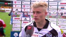 Video «Luganos Alioski im Interview» abspielen