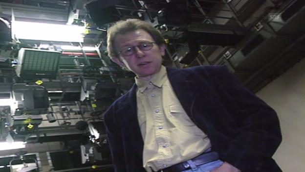 Video «Prominente übers Kiffen (aus «Zebra», 15.1.1994)» abspielen