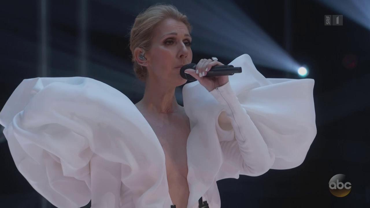 «My heart will go on»: Celine Dion singt seit 20 Jahren ihren Hit