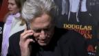 Video «Geschickter Schachzug von Schauspieler Michael Douglas» abspielen