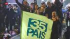 Video «Resultate Ecuador» abspielen