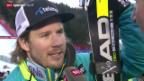 Video «Ski alpin: Super-G der Männer in Gröden» abspielen