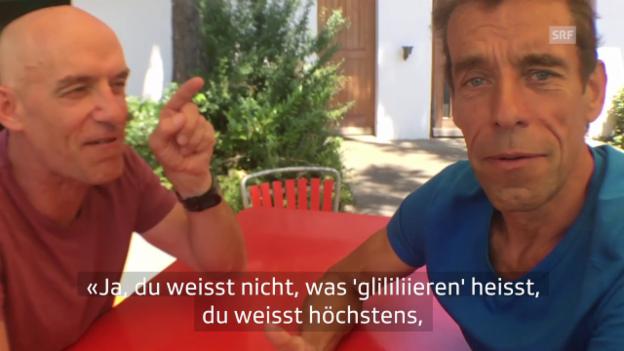 Video «Oropax - das Geheimnis des Grillierens» abspielen
