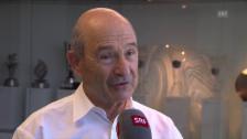 Video «Peter Sauber: «Werde das Team nicht noch einmal zurückkaufen»» abspielen