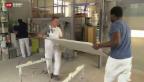 Video «Vorbildliche Integration in Arbeitswelt» abspielen
