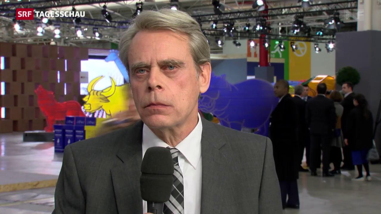 SRF-Korrespondent Jürg Brunner: «Die Schweiz wird gehört»