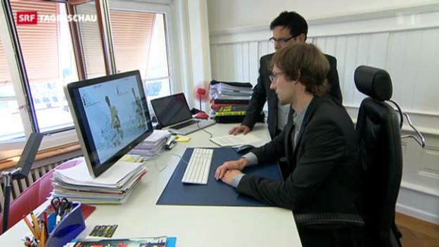 Video «Mit Forschung gegen Gewalt» abspielen