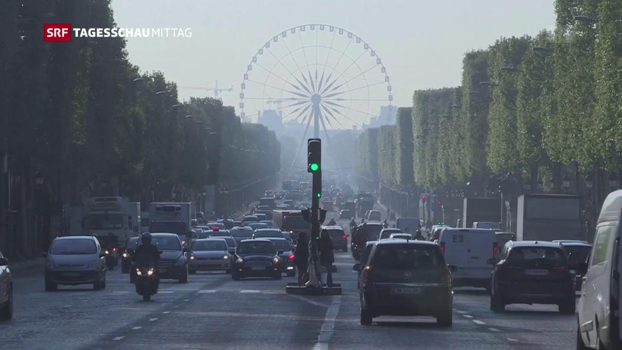 Präsident Hollande geht von terroristischem Anschlag aus