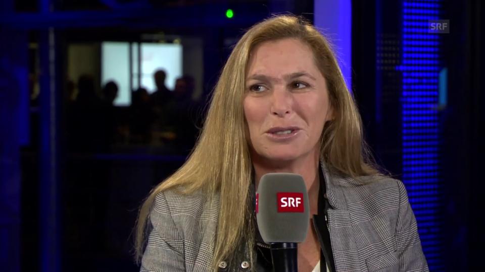 Suzanne DiBianca im Interview