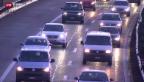 Video «Aargau verlangt sechsspurige A1 bis 2030» abspielen