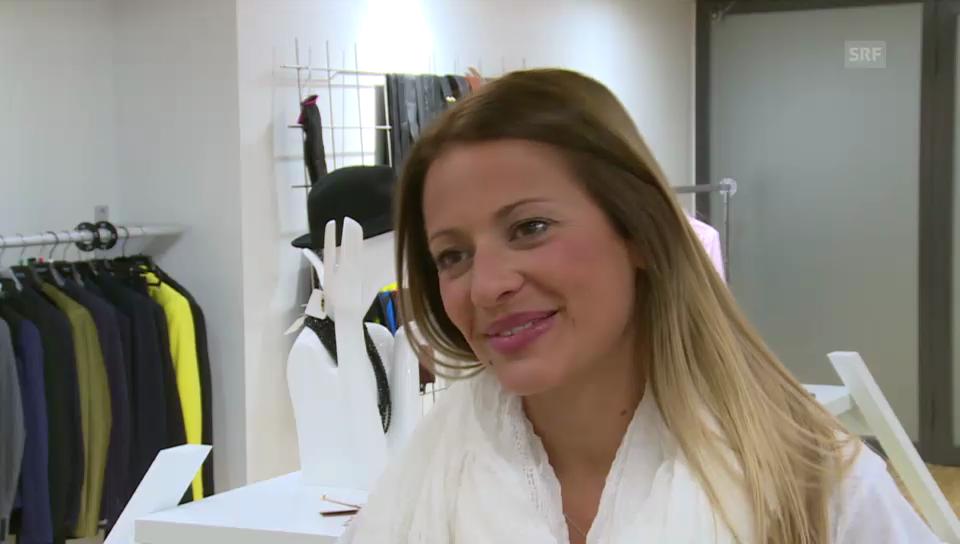 Christa Rigozzi über ihren neuen Haar-Look