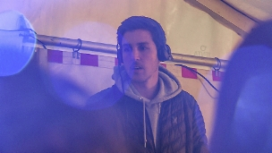 Laschar ir video «DJ Renisound al Openair Avers»