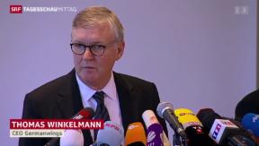 Video «Germanwings zeigt Verständnis » abspielen