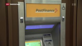 Video «Guten Zahlen für die Post» abspielen