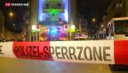 Video «Zürcher Polizisten bei Razzia in Nachtclub festgenommen» abspielen