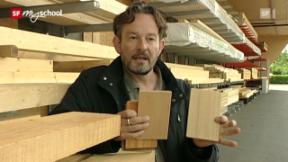 Video «Bauen und Wohnen: Holz (1/8)» abspielen