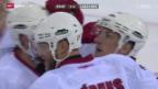 Video «Eishockey: Genf-Servette - HC Lausanne» abspielen